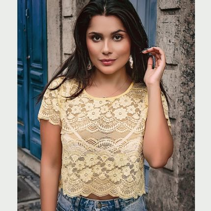 Blusa-Cropped-Perfect-Tee-Amarillo-P