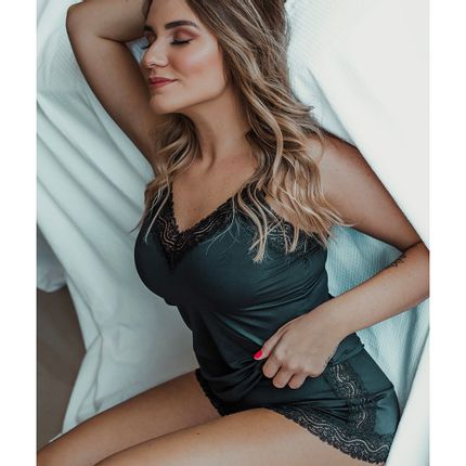 Short-Malha-Barra-Renda-Dreamy-Preto-G