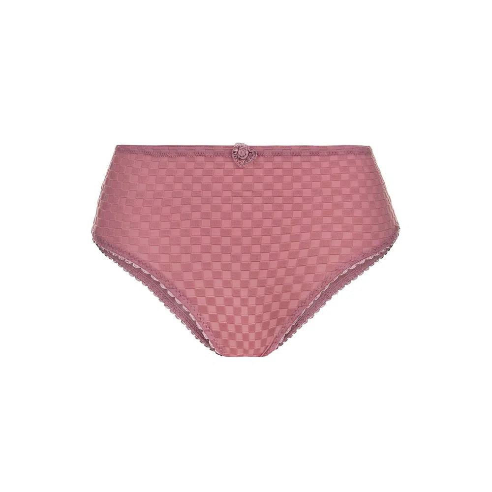 Calcinha Cintura Alta Argile Rosée EG
